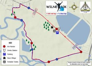 Wilne 10k Route v2 - downsized